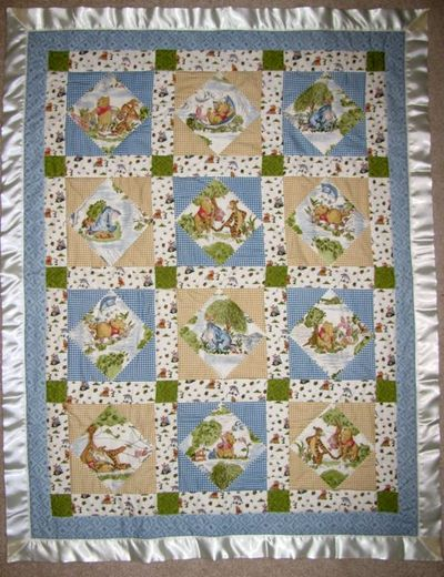 Quincey quilt