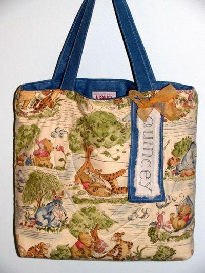 Quincey bag