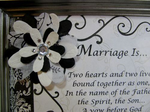 Marriage Frame 1