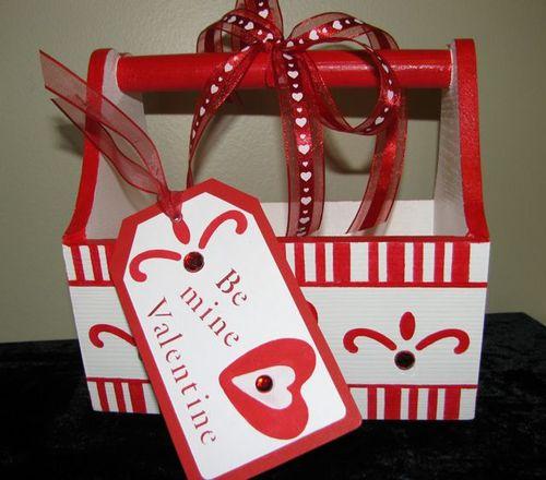 Valentine purse 1