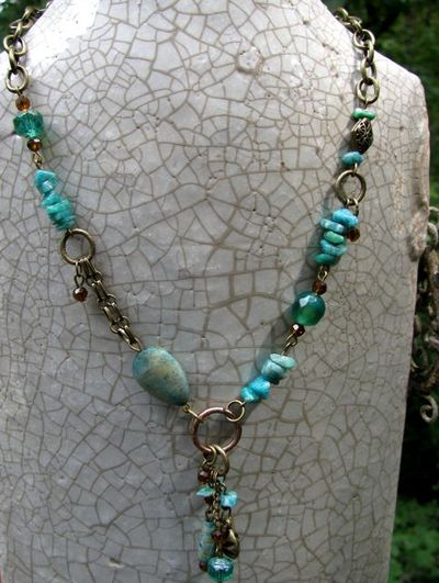 Beads Necklace 4