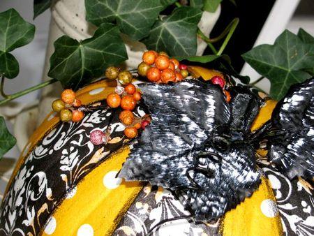 Blk:Orange Pumpkin 1