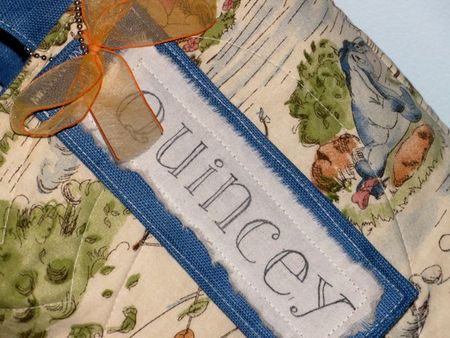 Quincey bag tag2