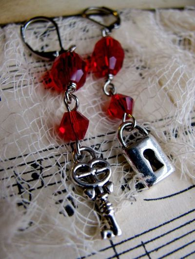 V-day Earrings 3