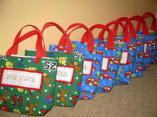 Name Banners Galore and Children's Book Bags - A Creative Life