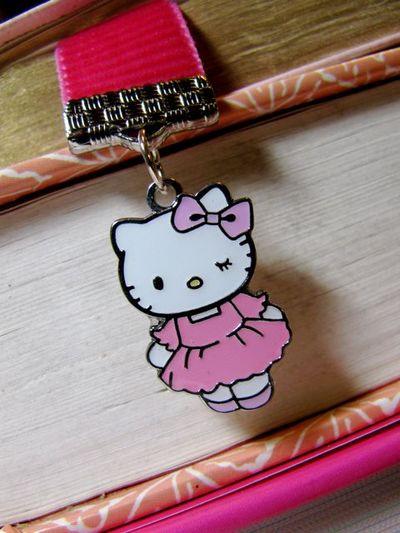 Hello Kitty Bookmark 2