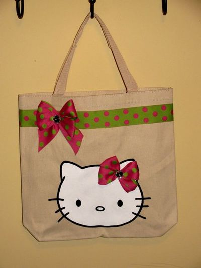 Hello Kitty Totebag