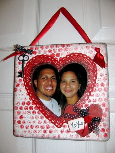 V-day Love Frame