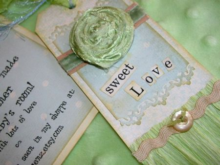 Baby Gift tag