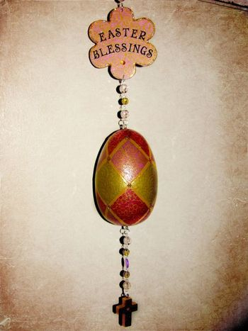 Easter Dangler