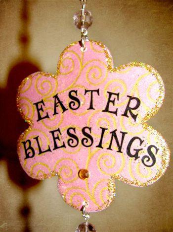 Easter Blessings 1