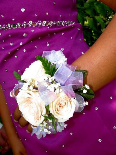 Corsage W:Dress