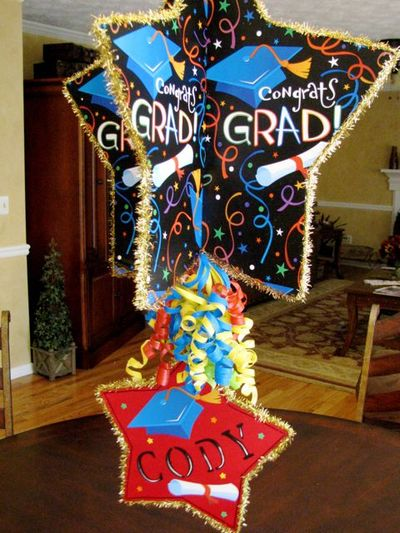 Grad decoration