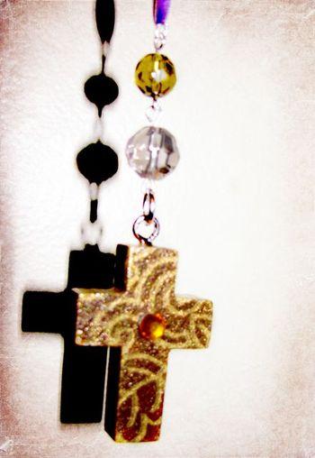 Easter Blessings cross
