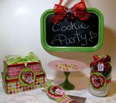 Cookie Swap Party-