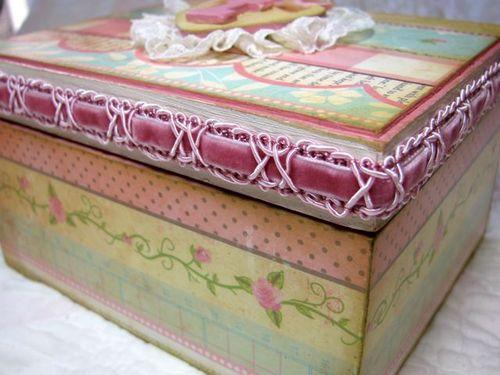 Monogrammed Box..