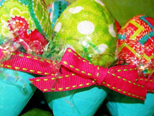 Bright & Fun Easter Egg Ensamble. copy copy