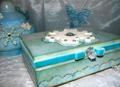 Sparkly Winter Box..