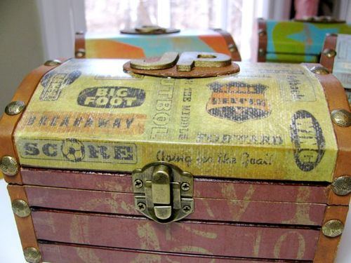Treasure Boxes...