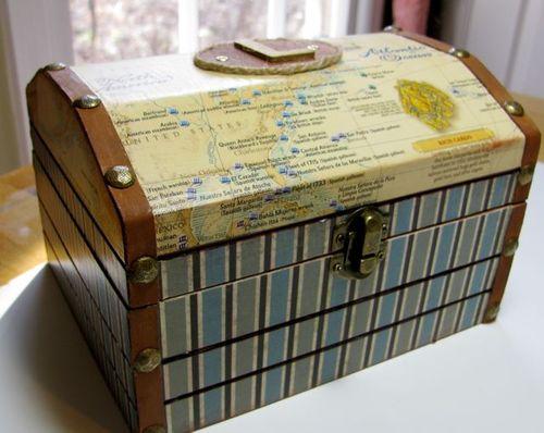 Treasure Boxes.....