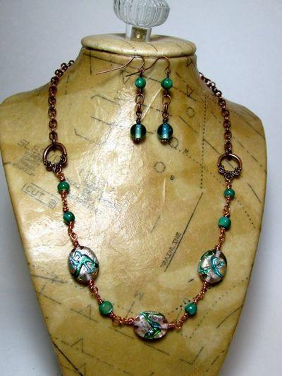 Boston Trip necklace a