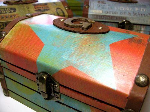 Treasure Boxes..