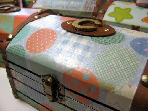 Treasure Boxes....
