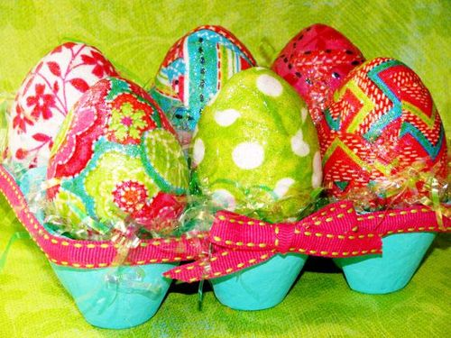 Bright & Fun Easter Egg Ensamble.. copy
