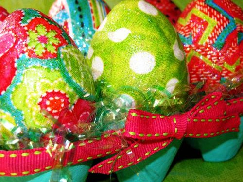Bright & Fun Easter Egg Ensamble... copy
