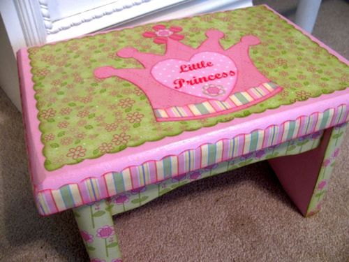 Little Princess Stool