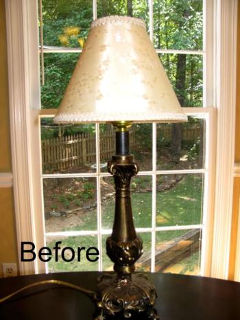 Lamp:Before